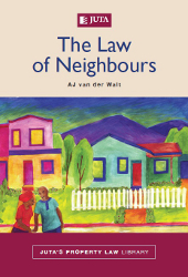 Book cover: Law of the Neighbours