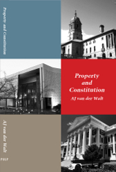 Book cover: Property and Constitution