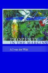 Book cover: Property in the margins